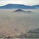 With measurement by satellite, it will be possible to determine the degree of toxicity as well as the origin of the particulate material present in the capital. Santiago looked like this on Wednesday, 19th June 2019